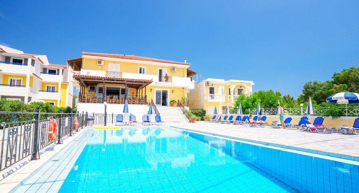 Andreolas Beach - Zakynthos - Grecja